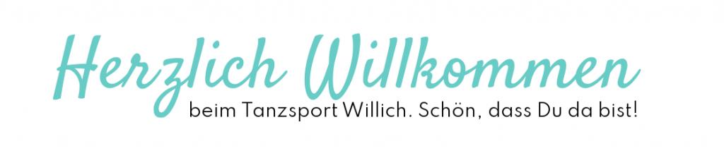 Willkommen beim Tanzsport Willich Tanzen in Willich